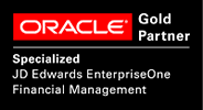 oracle Gold Partner Specialized