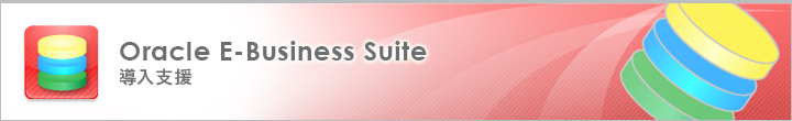 Oracle E-Business Suite 導入支援